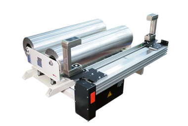 Pivoting roller system SRS41